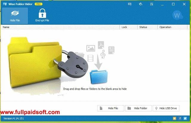 Wise Folder Hider Pro-Folder Lock