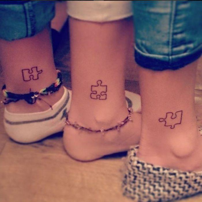 1001 Ideas Sobre Diseños De Tatuajes Para Hermanas Tatuajes