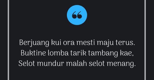 Kumpulan Story Whatsapp Lucu Bahasa Jawa Kekinian Terbaru 2020 Pas Lagi Seneng Awak E Dewe Bareng Pas Lagi Susah Java Quotes Quotes Incoming Call Screenshot