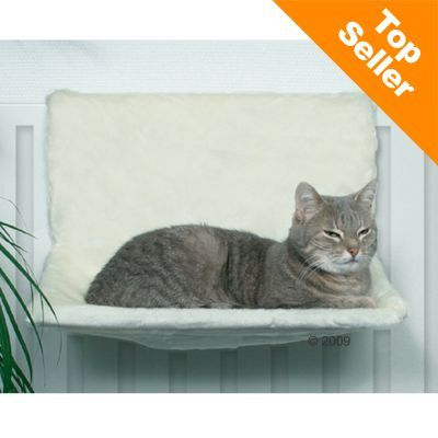 Trixie Deluxe kattbädd för element