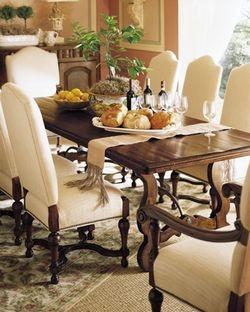 Drexel Heritage Inspiration. Tuscan Dining RoomsTuscan ...