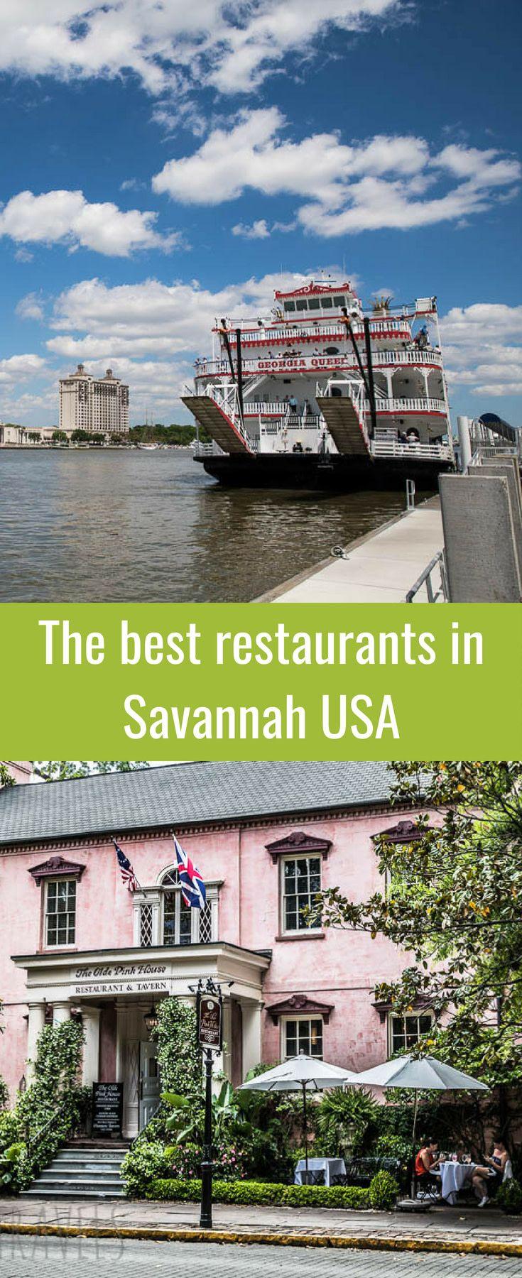 The 10 Best Restaurants In Savannah Usa Savannah Chat