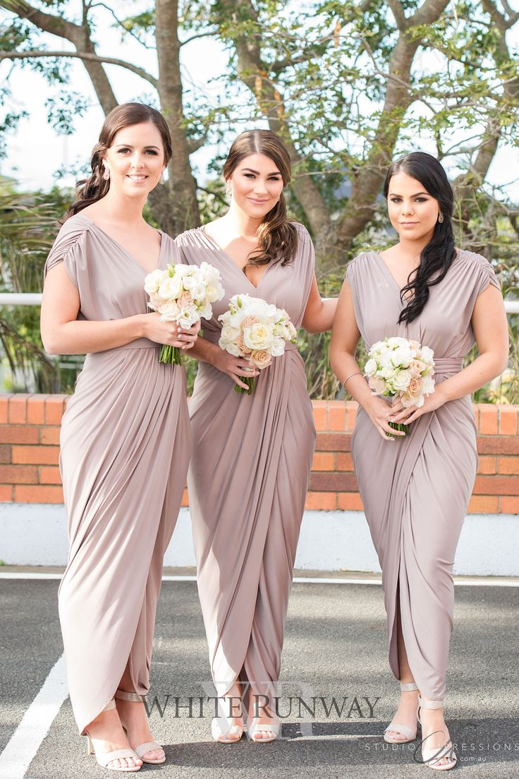 294 best b r i d e t r i b e images on pinterest bridal our beautiful couple michael georgie tied the knot in june georgia chose the carla dress by pia gladys perey in latte for her bridesmaids ombrellifo Images