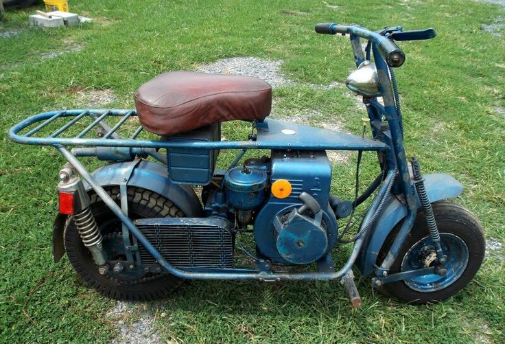 Trailcycle Minibike