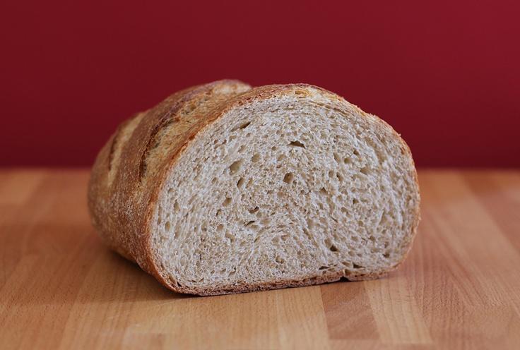 Красносельский хлеб из муки 2с  на 6-ти часовой опаре