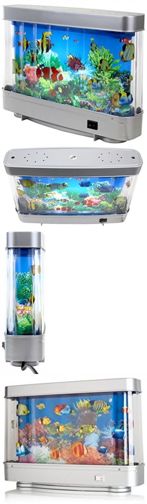 1000 ideas about fake fish tank on pinterest crystal for Fish tanks for kids