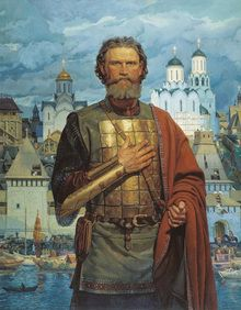 Dmitry Donskoy October 12, 1350 – May 18-19, 1389 Dmitry Ivanovich was the Grand Prince of the Moscow Principality (1359 – 1389) and the Grand Prince of Vladimir (1362 – 1389). His father, Ivan II the Meek of Moscow (1326 – 1359), reigned from 1353 – 1359. Ivan II was an easy-going, good-natured man whose six-year rule did not augment the influence of Moscow.