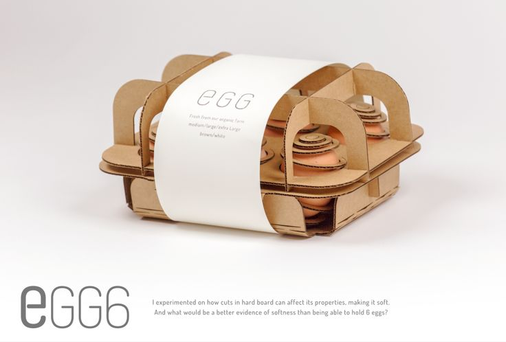 Mattress for Eggs - by Sichen Sun / Core77 Design Awards