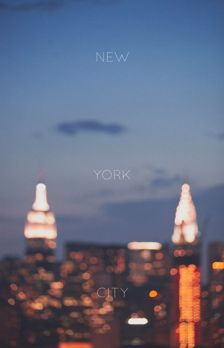 Tumblr iphone wallpaper new york - New York City By Moeys Photography