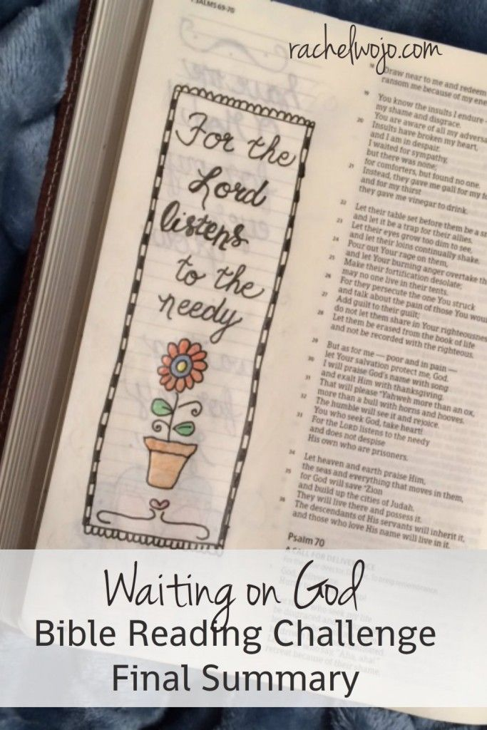 Lesson 4: God Is Good in the Waiting | Bible.org