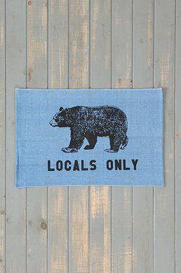 Locals Only Rug