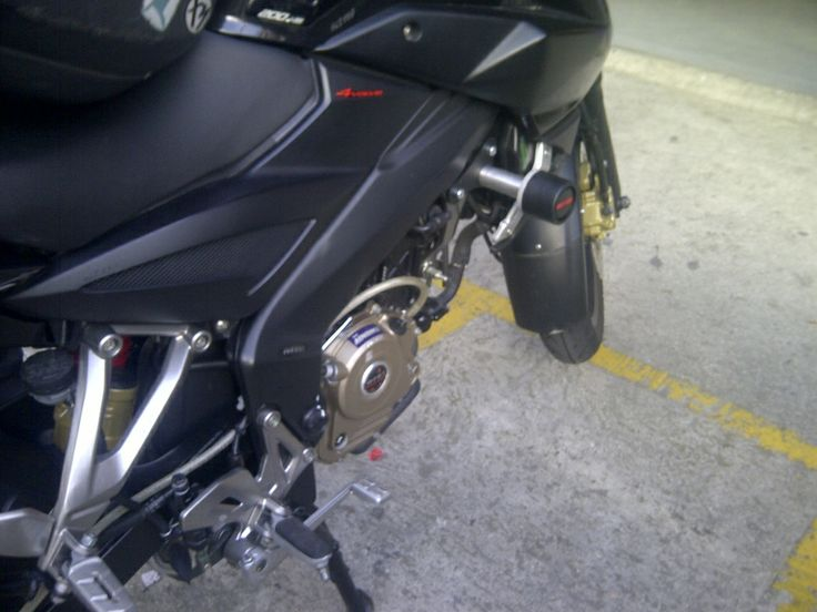 SLIDER DEL MOTO PULSAR 200NS POWER