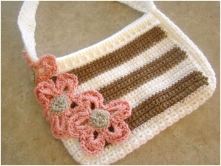Top 10 Free Crochet Pattern Websites : Top 10 Free Patterns For Crocheted Small Summer Purses ...