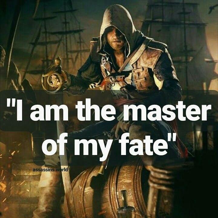 Assassins World Instagram Assassins Creed Quotes Edward