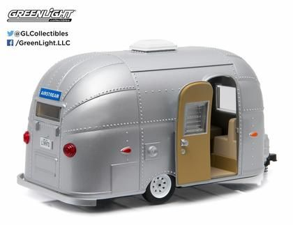Roulotte Airstream 16' Bambi