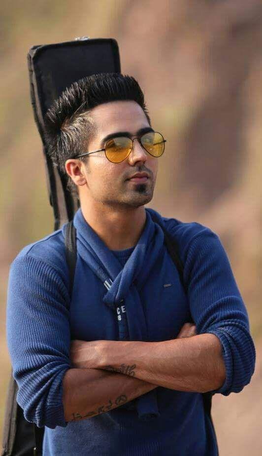 Hardy Sandhu Hairstyle