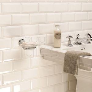 Cream Metro Brick Ceramic 200x100