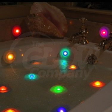 colour changing bathroom lights | My Web Value
