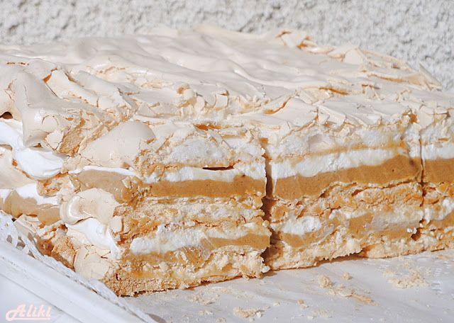 Mamina jela: Šuškava torta