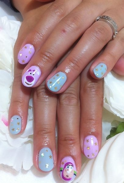 toy story nail