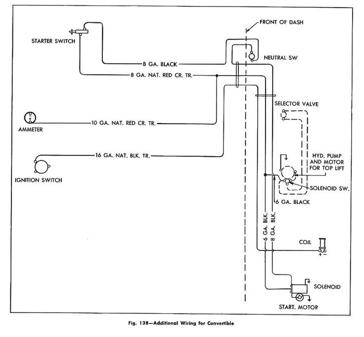 additional wiring diagram for the 1950 chevrolet ...