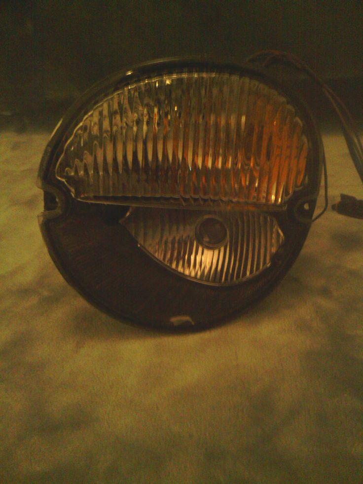 2006-2010 Pontiac Solstice FOG LAMP(PASSENGER)