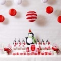 Peguin Winter Girl 2nd Birthday Party Planning Ideas