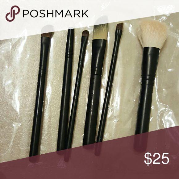 sigma brushes vs mac. mac brush set used couple of times and washed mac cosmetics makeup brushes tools sigma vs