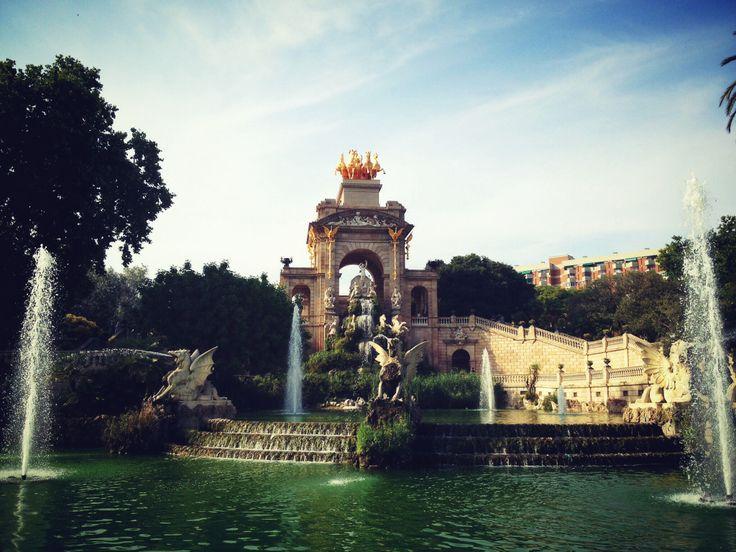 Parc de la Ciutadella , Barcelona, Cataluña