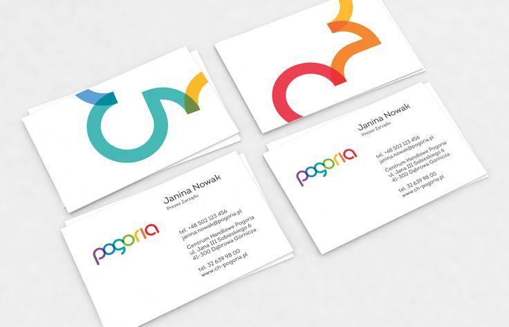 Pogoria businesscards