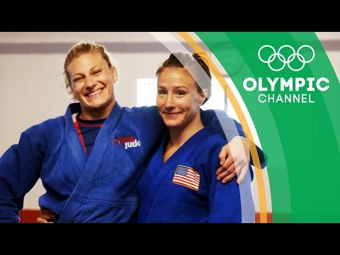 Marti Malloy The BFF behind Kayla Harrison's historic Olympic success | Gold Medal Entourage