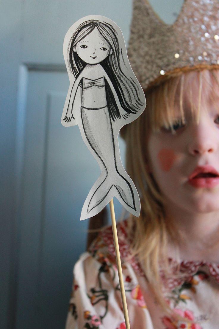 Mer Mag: My Baby Girl turns 5 years!