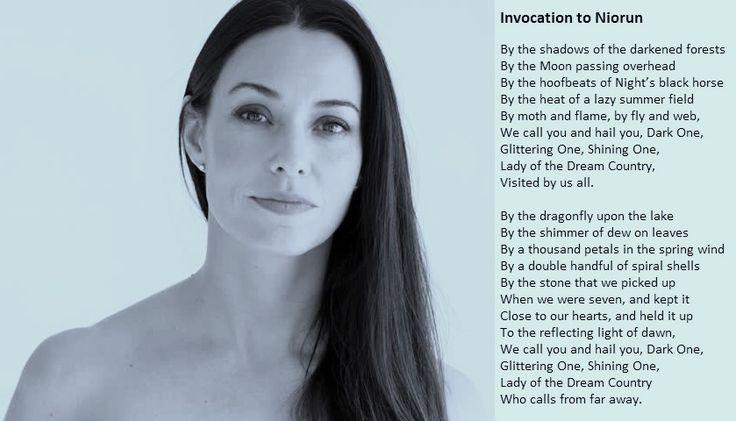 Invocation to Niorun by Henke76 on DeviantArt