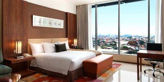 Hotel Hilton Bandung (anekahotelmurah.com)