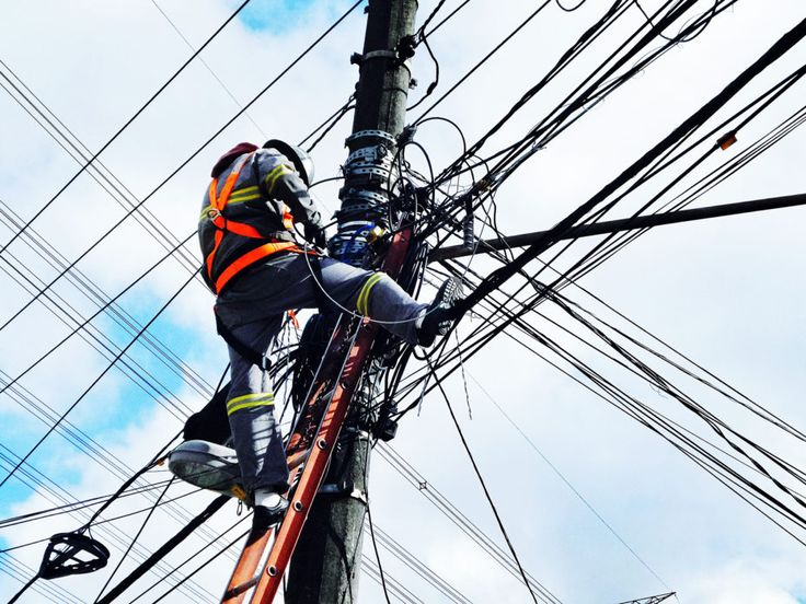Why Utility Poles Are So Important to the Future of the Internet