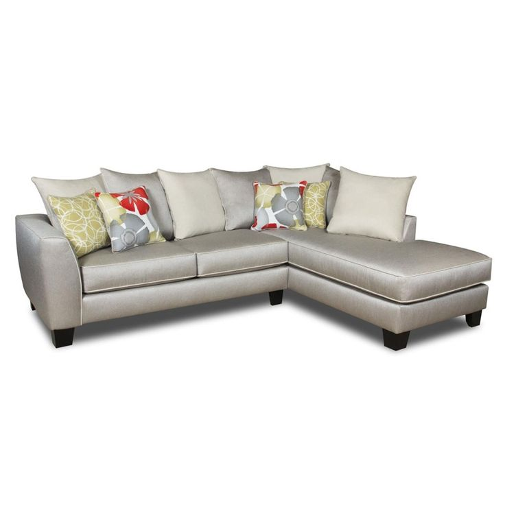 Madison 2 Pc. Sectional | Weekends Only