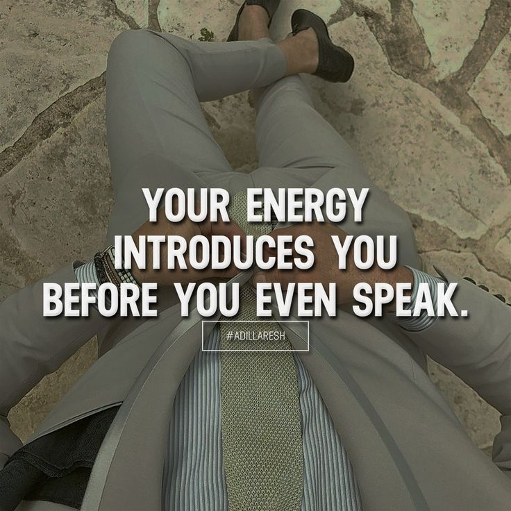 Your energy introduces you before you even speak. Like and comment if you agree! ➡️ @adillaresh for more! #adillaresh