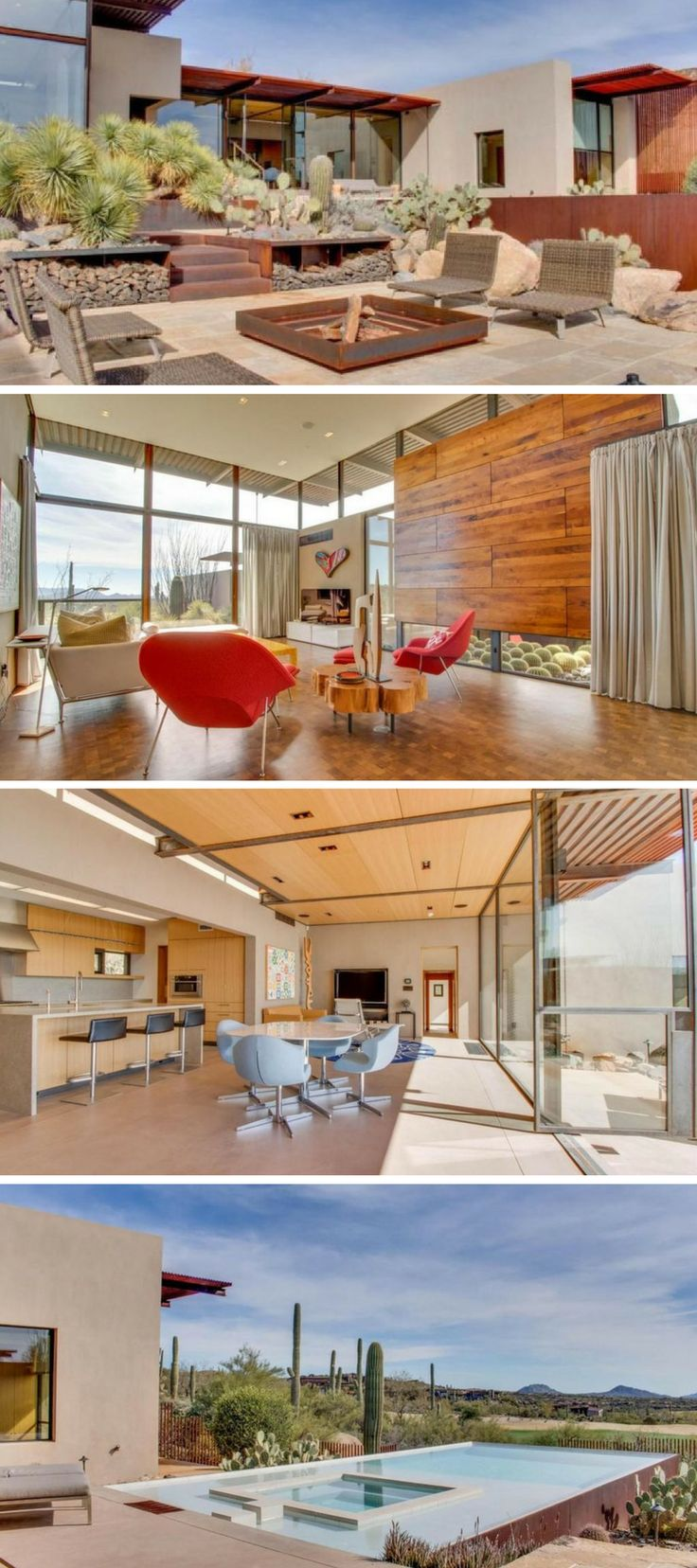96 best images about luxury homes on pinterest acre for Scottsdale architecture firms