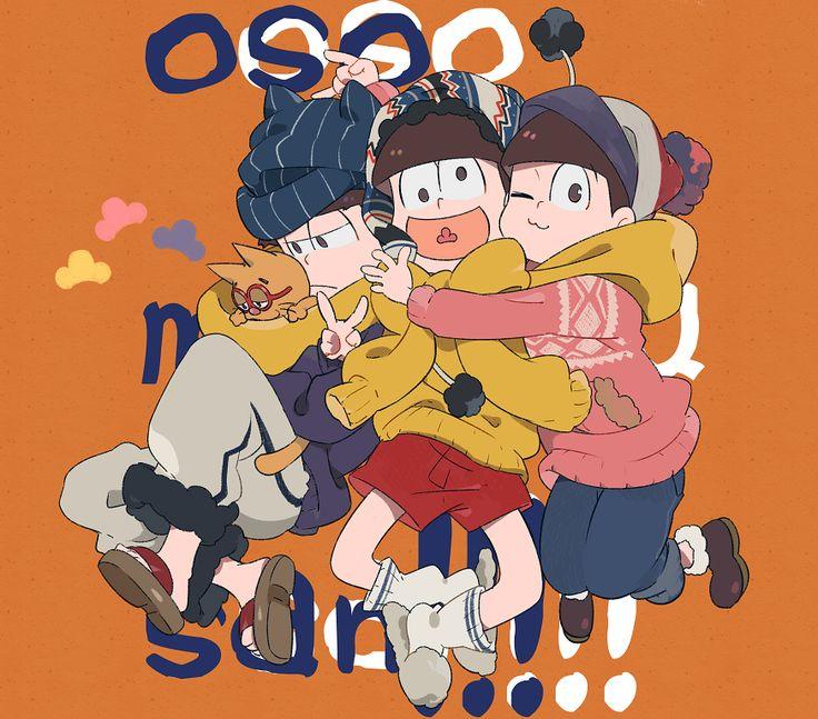おそ松さん Osomatsu-san 弟松