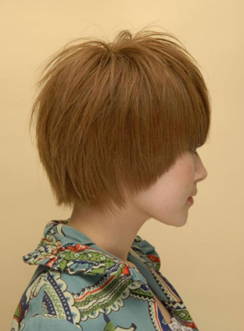 Cool Female Short Asian Hair Styles