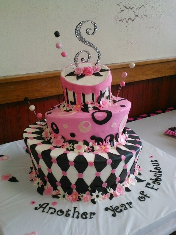 Best S Theme Birthday Cakes Images On Pinterest Birthday - Funny 16th birthday cakes