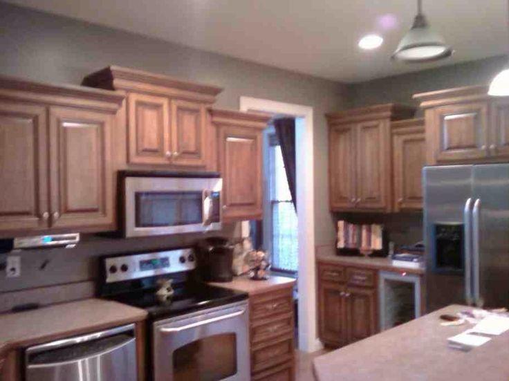 Grey Kitchen Walls Dark Cabinets 82 best doug's house images on pinterest   in kitchen, grey walls