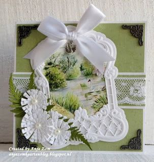 Anja Zom kaartenblog: Anja's Label