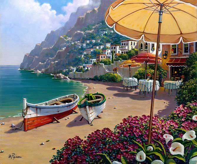 Capri Rendezvous - Bob Pejman