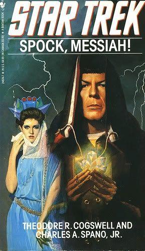 """""""Spock Messiah (Star Trek)"""" av Theodore R. Cogswell"""