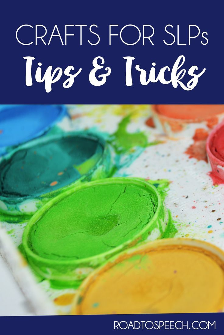 Coloring activities speech therapy - Crafts For Speech Therapy On A Budget
