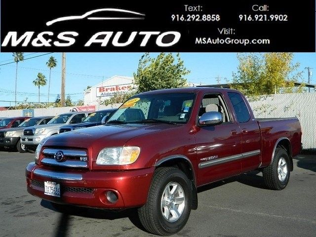 #HellaBargain 2005 Toyota Tundra SR5 - Sacramento's favorite car dealer since 1995! We can help with financing through Banks and Credit Unions - call for info 916-921-9902 or visit our website at www.MSAutoGroup.com. - SKU: 5TBRT34195S470995 - Price: $10,995.00. Buy now at https://www.hellabargain.com/2005-toyota-tundra-sr5.html