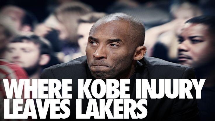 Kobe Bryant Injury: Updates on Lakers Star's Shoulder and Return | Bleacher Report