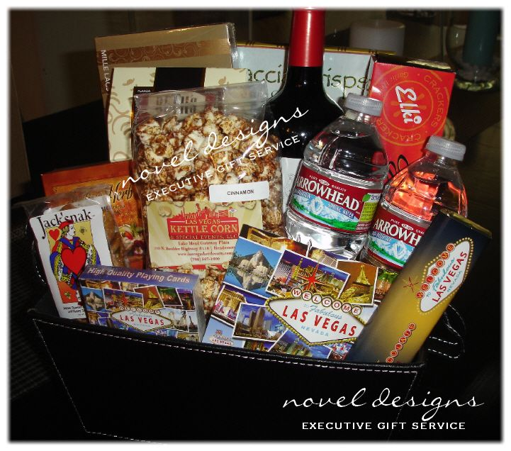 Las Vegas Destination Wedding Gift Bags : Las Vegas Welcome Gift Baskets Delivered Las Vegas Hotels ...