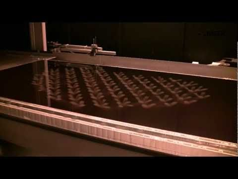 3D printed coffee table by WertelOberfell with Matthias Bär